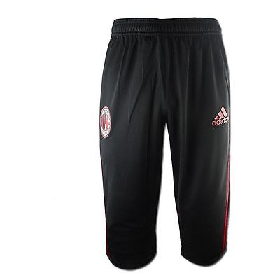 ADIDAS AC MILAN 3/4 TRAINING PANTS.