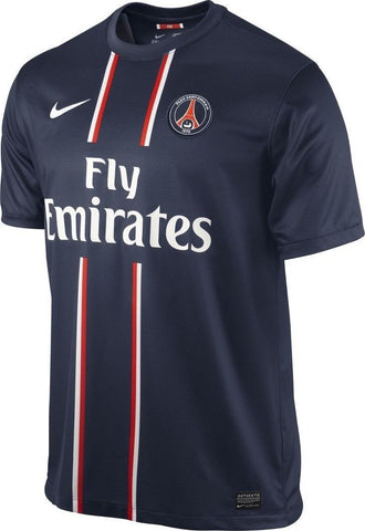 NIKE PARIS SAINT-GERMAIN PSG HOME JERSEY 2012/13.
