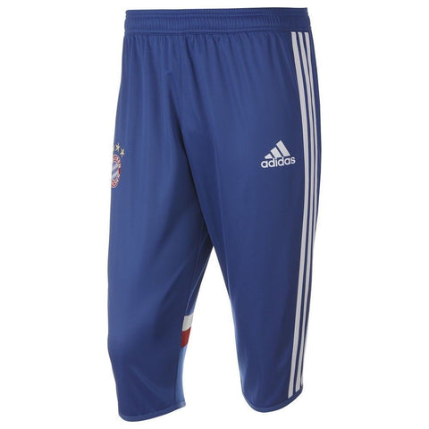 ADIDAS BAYERN MUNICH 3/4 TRAINING PANTS.