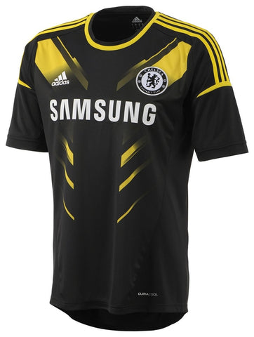 ADIDAS CHELSEA FC THIRD JERSEY 2012/13.