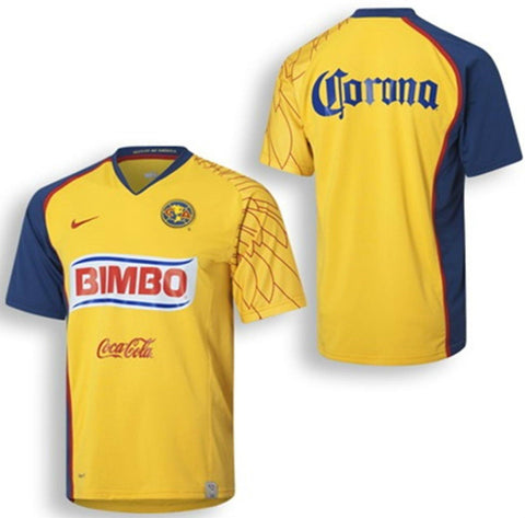 online retailer 1173c f4494 NIKE CLUB AMERICA AGUILAS HOME JERSEY 2007/08.