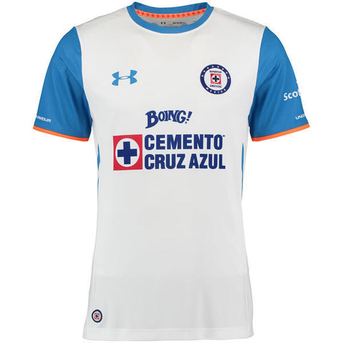 a5c27cd1553 UA UNDER ARMOUR CRUZ AZUL AWAY JERSEY 2015/16. – REALFOOTBALLUSA.NET