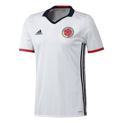 25724faa3 ... ADIDAS JAMES RODRIGUEZ COLOMBIA AUTHENTIC HOME JERSEY COPA AMERICA 2016  PATCH 2 ...