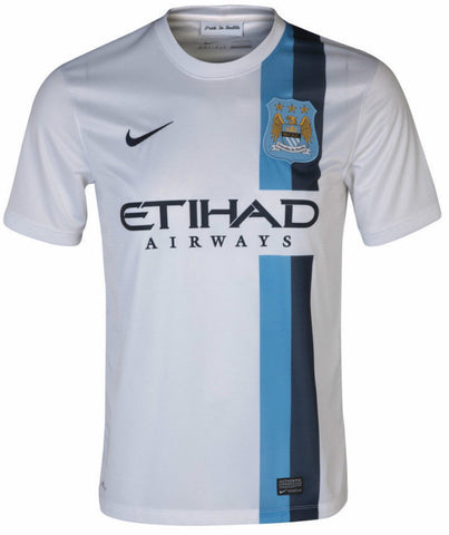 NIKE MANCHESTER CITY THIRD JERSEY 2013/14