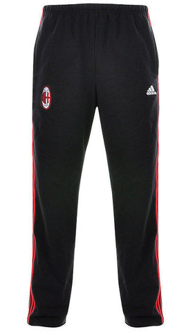 ADIDAS AC MILAN CORE SWEAT PANTS Black/Red.