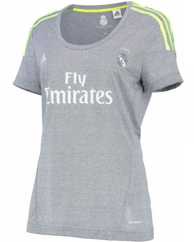 ADIDAS REAL MADRID WOMEN'S AWAY JERSEY 2015/16