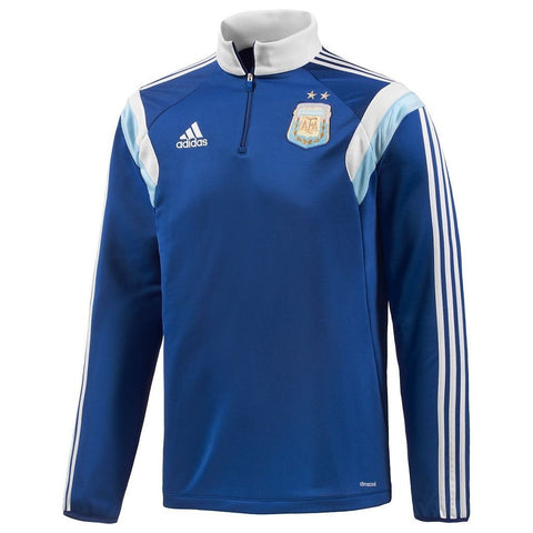 ADIDAS ARGENTINA TRAINING TOP FIFA WORLD CUP 2014 Pride Ink/White.