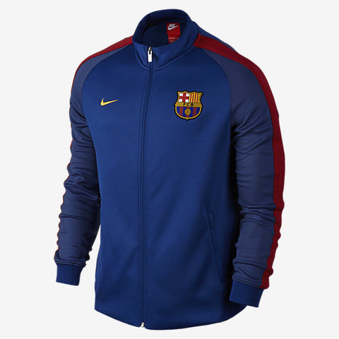 Nike Barcelona Authentic N98 Jacket Sport Royal 777269-421