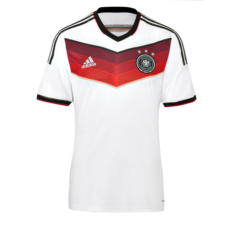 ADIDAS GERMANY AUTHENTIC ADIZERO HOME MATCH JERSEY FIFA WORLD CUP BRAZIL 2014.