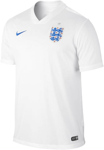 NIKE ENGLAND HOME JERSEY FIFA WORLD CUP BRAZIL 2014