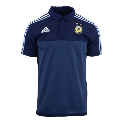 ADIDAS ARGENTINA TRAVEL POLO SHIRT.
