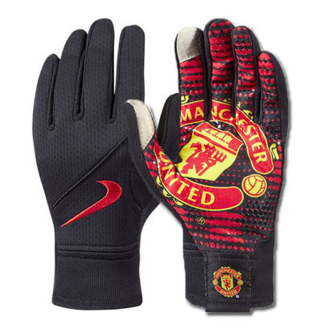 NIKE MANCHESTER UNITED FIELD PLAYER GLOVES