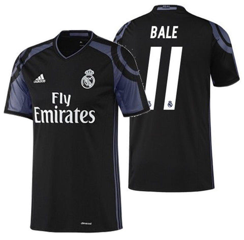 ADIDAS GARETH BALE REAL MADRID THIRD JERSEY 2016/17.