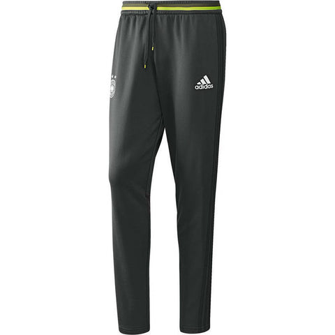 ADIDAS GERMANY EURO 2016 TRAINING PANT DEUTSCHER FUSSBALL BUND Grey
