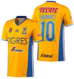 ADIDAS ANDRE-PIERRE GIGNAC TIGRES UANL HOME JERSEY 2016/17