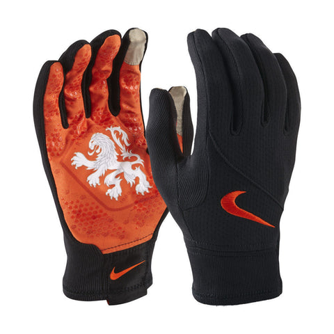 NIKE NETHERLANDS FIELD PLAYER GLOVES.