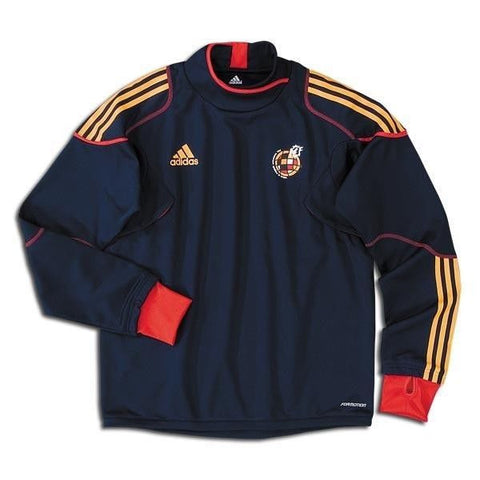 ADIDAS SPAIN TRAINING TOP FIFA WORLD CUP 2010.
