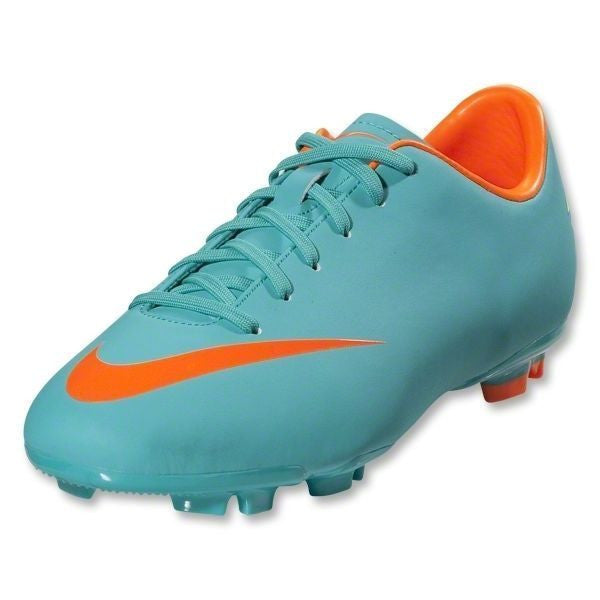 39893ddcf NIKE MERCURIAL VICTORY III FG JUNIOR FIRM GROUND YOUTH SOCCER SHOES Re –  REALFOOTBALLUSA.NET