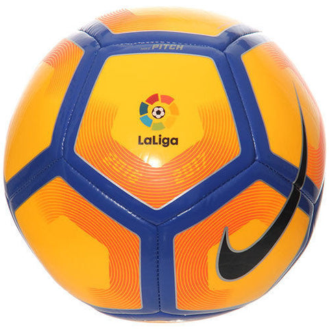 NIKE PITCH LA LIGA SOCCER BALL SIZE 5 2016/17.