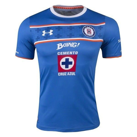 UA UNDER ARMOUR CRUZ AZUL HOME JERSEY 2015/16.