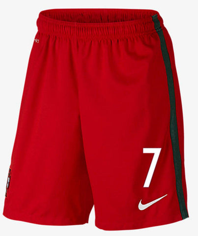 Nike Ronaldo Portugal Home Shorts 2016 724619-687
