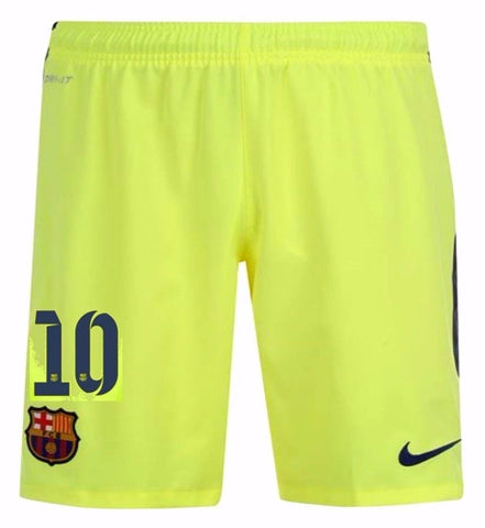 NIKE LIONEL MESSI FC BARCELONA THIRD SHORT 2014/15.