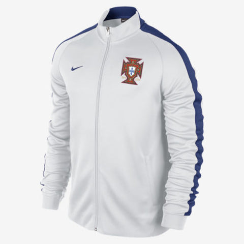 NIKE PORTUGAL AUTHENTIC N98 JACKET White/Blue.
