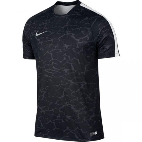 NIKE CRISTIANO RONALDO FLASH CR7 TRAINING TOP Black.