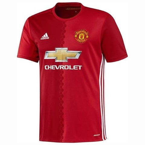 ADIDAS MANCHESTER UNITED HOME JERSEY 2016/17