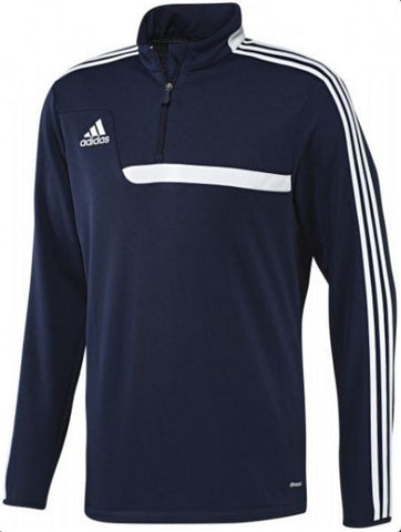ADIDAS TIRO 13 TRAINING TOP SOCCER YOUTH Navy/White