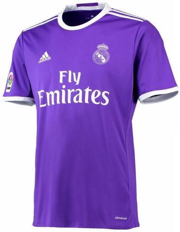 ADIDAS REAL MADRID AWAY JERSEY 2016/17