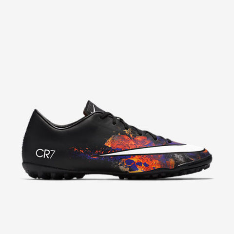 NIKE CR7 MERCURIAL VICTORY V CR TF TURF SOCCER SHOES