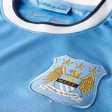 NIKE MANCHESTER CITY LONG SLEEVE HOME JERSEY 2013/14 2