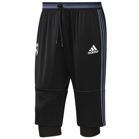 ADIDAS REAL MADRID 3/4 TRAINING PANTS 2016/17