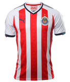 Puma Chivas Authentic Home Jersey 2017/18 752772 01 c