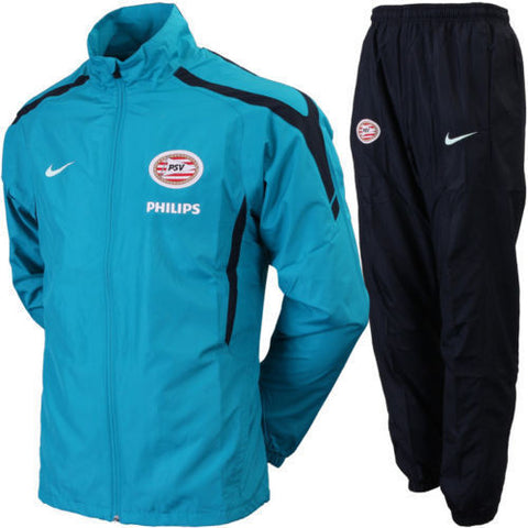 NIKE PSV EINDHOVEN WOVEN TRACKSUIT Blue/Black.