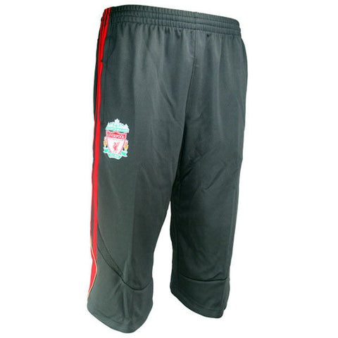 ADIDAS LIVERPOOL 3/4 TRAINING PANTS Phantom/Scarlet