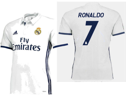 on sale 84895 b7370 cristiano ronaldo authentic jersey