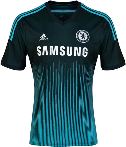 size 40 e072b 343ed ADIDAS CHELSEA FC THIRD JERSEY 2014/15