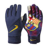 NIKE FC BARCELONA FIELD PLAYER GLOVES TRAINING SOCCER 1