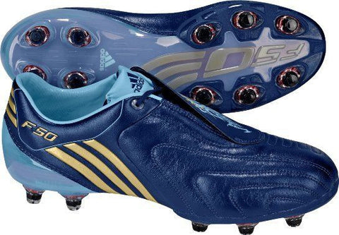 ADIDAS MESSI F50 i TUNIT FG/SG FIRM GROUND SOFT GROUND SOCCER SHOES.