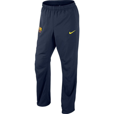 NIKE FC BARCELONA SQUAD SIDELINE WOVEN PANT.