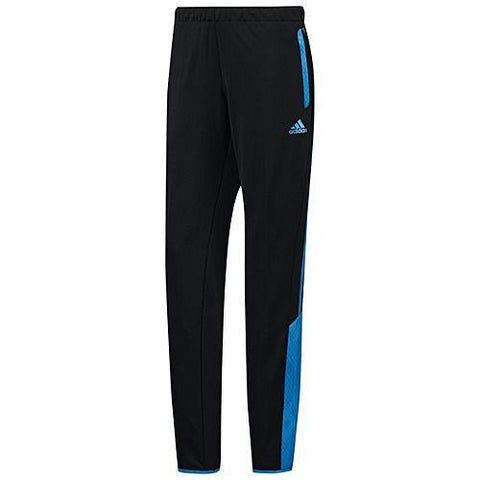 ADIDAS WOMEN'S TIRO SPEED PT TRAINING SOCCER PANT FOOTBALL Black/Pride Blue