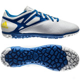 ADIDAS MESSI 15.3 TF TURF SOCCER SHOES Running White.