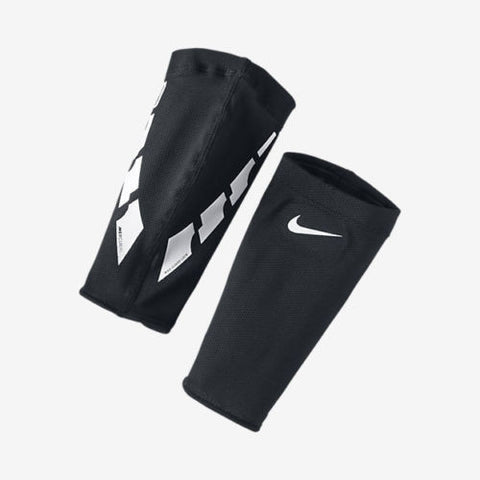 NIKE SOCCER GUARD LOCK ELITE SLEEVE Black/White