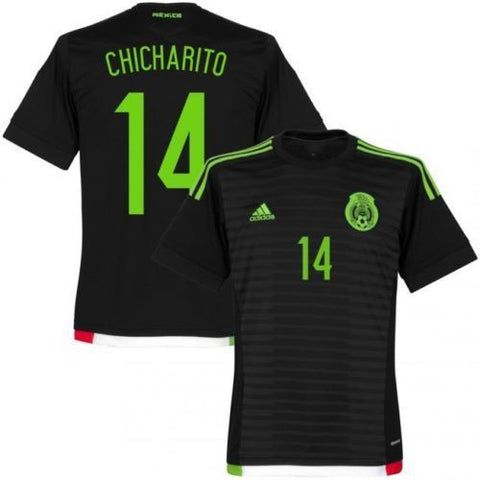 ADIDAS CHICHARITO MEXICO HOME JERSEY 2015/16.