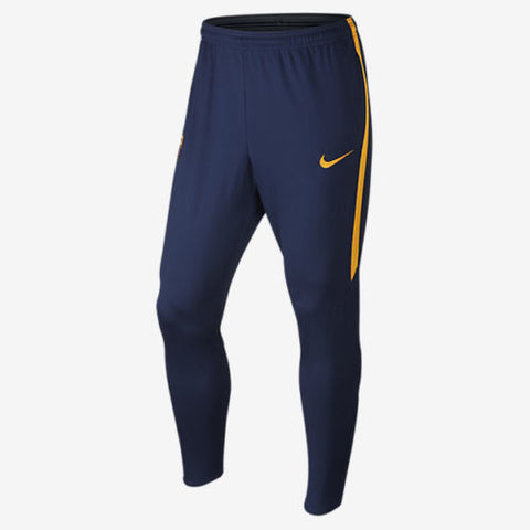 NIKE FC BARCELONA FLASH TRAINING STRIKE PANTS Loyal Blue