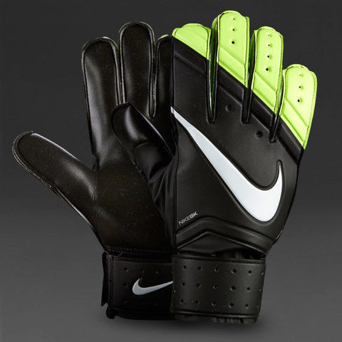 NIKE GOALKEEPER GK CLASSIC GLOVES Black/Volt.