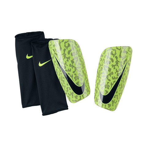 NIKE CR7 MERCURIAL LITE SHINGUARD FOOTBALL SOCCER Midnight Fog/Black/Volt