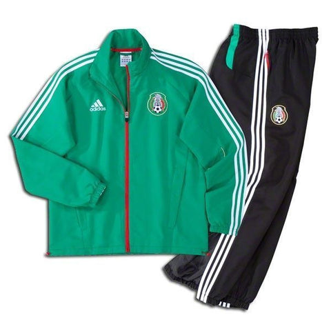 ADIDAS MEXICO PRESENTATION SUIT Green/Black